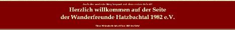 Wanderfreunde Hatzbachtal 1982 e.V.