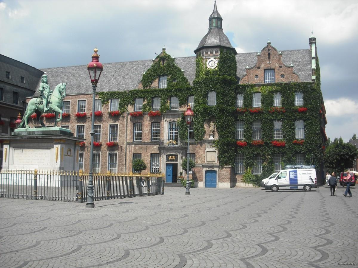 Düsseldorfer Rathaus