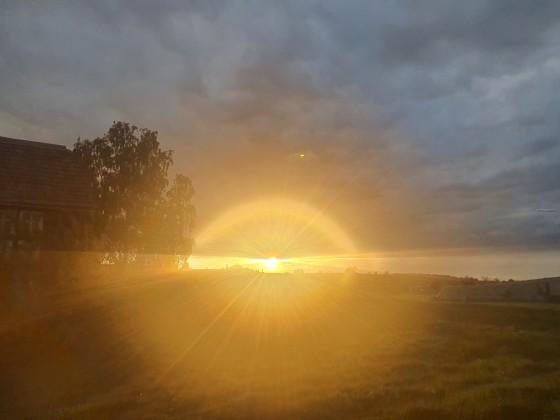 Sonnenuntergang 30.05.2020