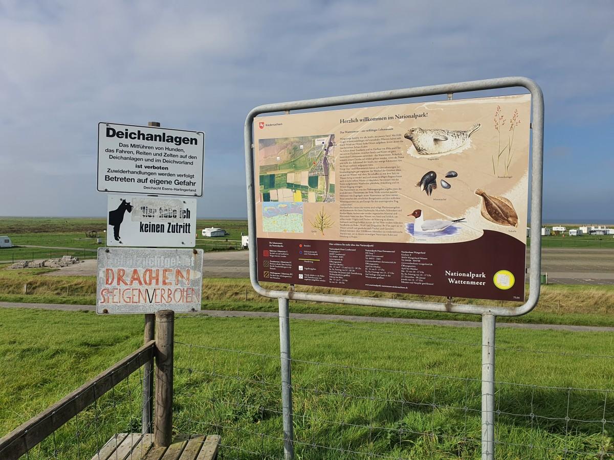 Geocaching in Harlesiel