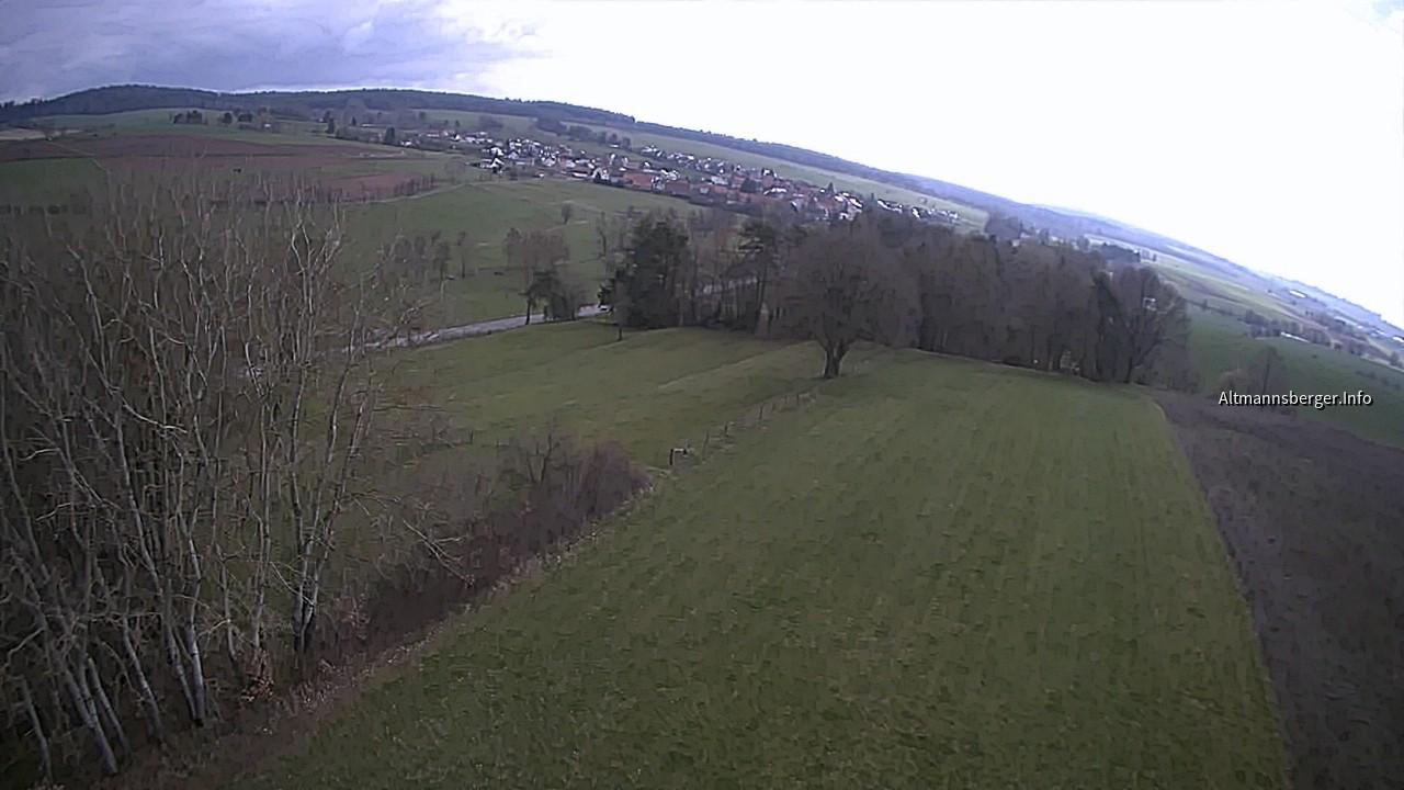 Drohnebild auf Hatzbach