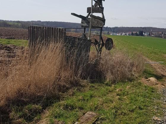 wanderung Kirchhain-Marburg 2019