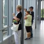 Flughafen besuch Düsseldorf