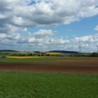 Blick auf Erksdorf