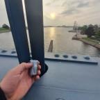 Geocache Wilhelmshaven Kaiser-Wilhelm-Brücke