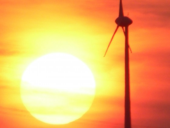 Sonnenuntergang Neustadt