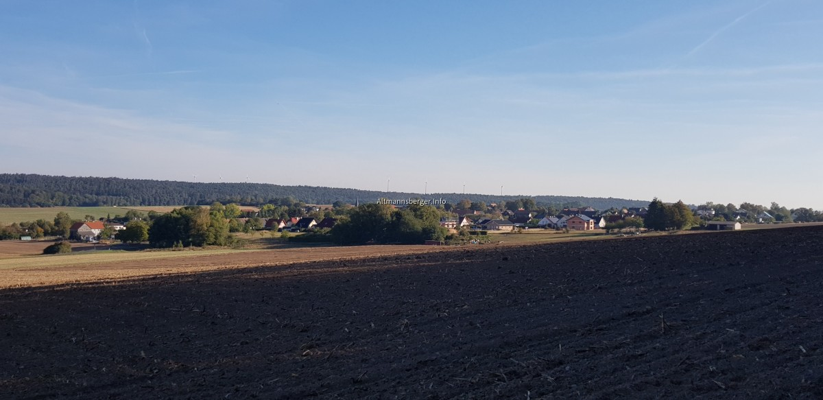 Wandern Erksdorf-Speckswinkel-Erksdorf