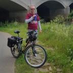 Fahrradtour nach Marburg
